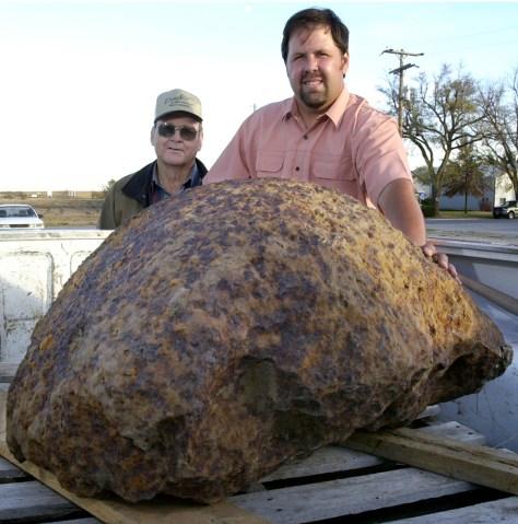 Kansas meteorite