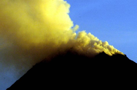 Image: Mount Merapi