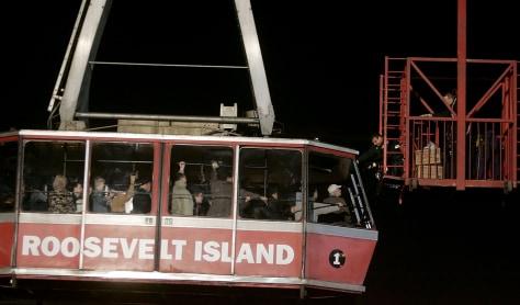 IMAGE: Stranded tram