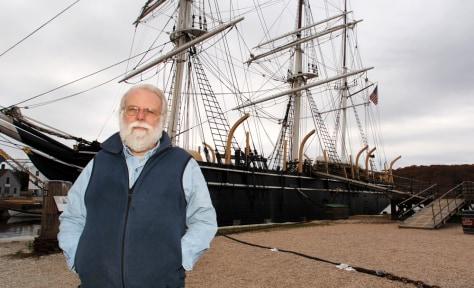 Image: Whaling ship