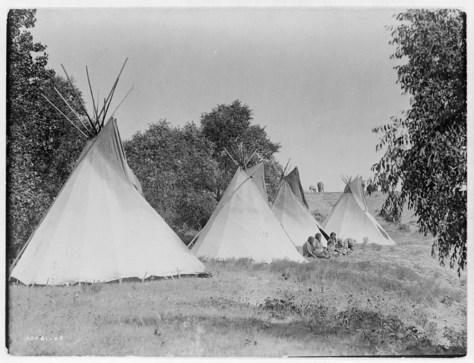 Image: Tepees