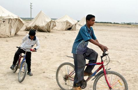 Image: Iraqi boys