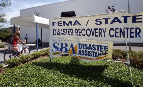 Image: FEMA office