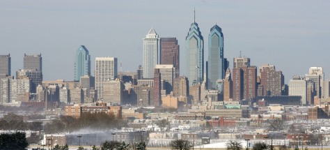 Image: Downtown Philadelphia