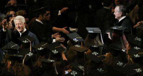 Image: Tulane commencement