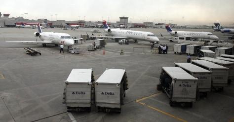 Image: Atlanta airport