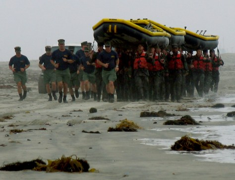 Nbc Navy Seals Hell Week Us News