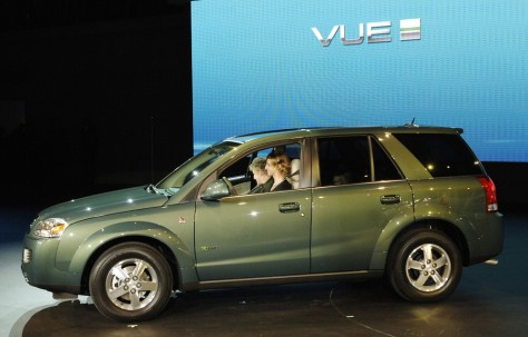 2007 Saturn Vue Hybrid >> Saturn Vue Hybrid Lowers Price Bar Us News Environment