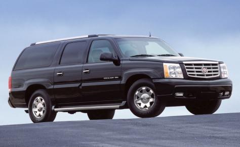 Image: Cadillac Escalade ESV