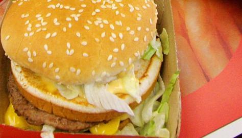 Image: McDonald's Big Mac