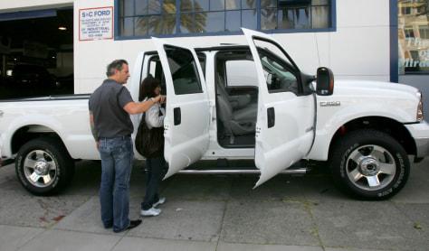 Auto buyers