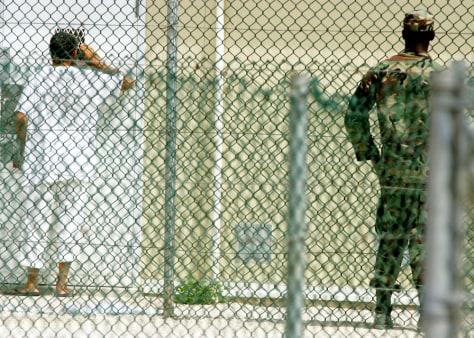 Image: Guantanamo Bay prison