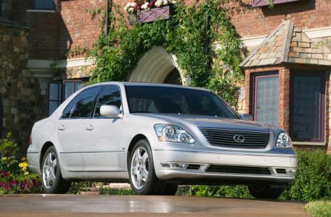 Image: 2006 Lexus LS 430
