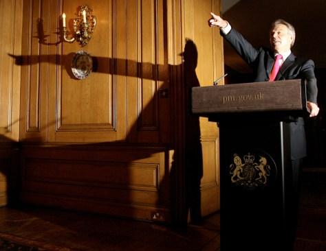 Image: Tony Blair