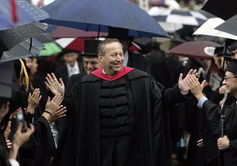 Image: Lawrence Summers
