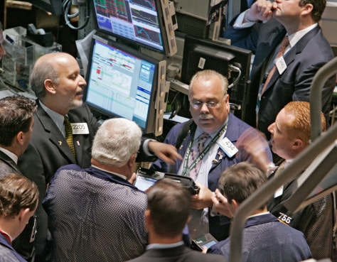 Image: NYSE floor