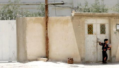 IMAGE: Al-ZARQAWI'S HOME IN JORDAN