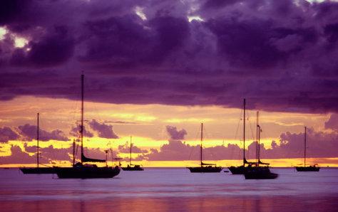 Image: Papeete, Tahiti