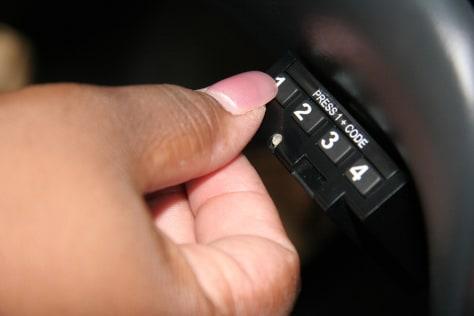 """Image: """"Starter-interrupt"""" device"""