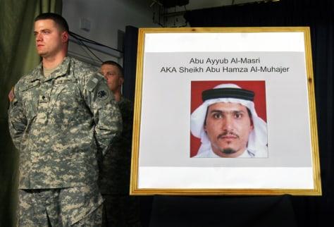 Image: Abu Ayyub Al-Masri