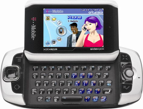 Sidekick 3: More features, smaller footprint - Technology ...