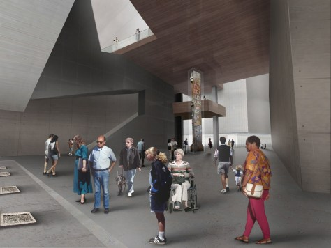 Image: New design Sept. 11 memorial