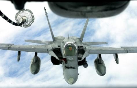 Image: FA 18 Hornet