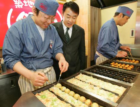 Image: Morio Sase, chefs