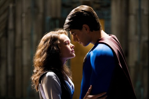 Image: Superman and Lois Lane