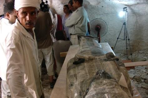 Image: Sarcophagus
