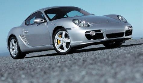 Image: 2006 Porsche Cayman S
