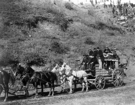Deadwood Coach