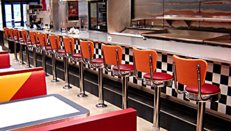 Image: Bus Stop Diner