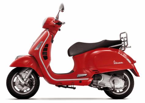 Image: Vespa GTS 250