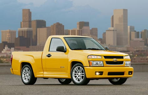 Image: Chevrolet Colorado