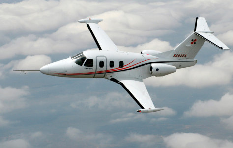 Image: Eclipse 500 microjet