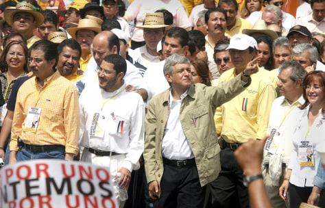 Image: Lopez Obrador