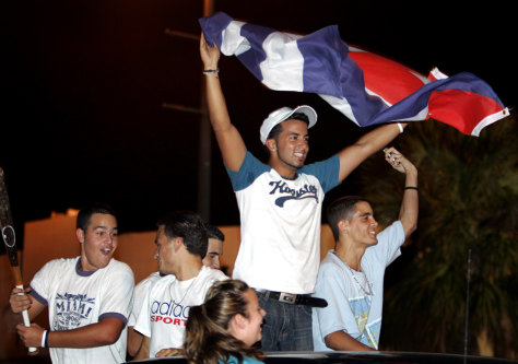 Image: Celebration in Little Havana