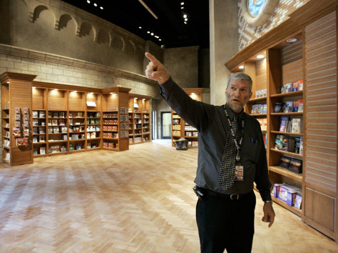 Museum Brings Creationism To Life Technology Science
