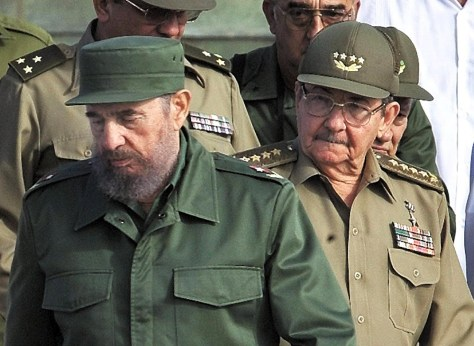 Image: Castro brothers