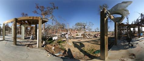 Image: Aftermath of Hurricane Katrina