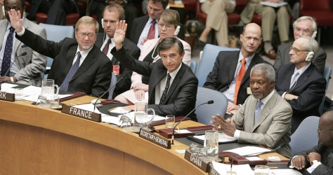 IMAGE: U.N. Security Council