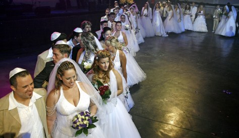 Image: Mass wedding