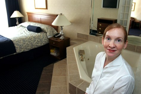 Image: Pam Barnhill, Inn Suites VP of condominium development