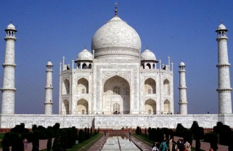 Image: Taj Mahal
