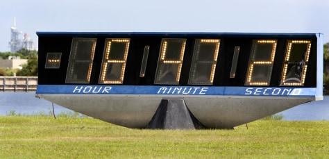 Image: Countdown clock