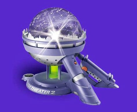 Image: Planetary memorabilia