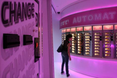 Image: Automat