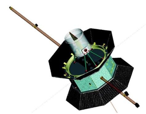 Image: Inner Heliospheric Sentinel