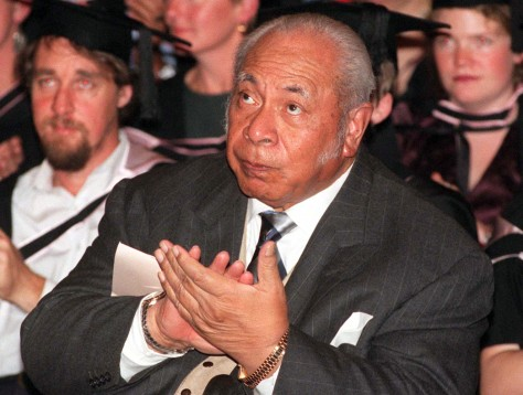 Image:King Taufa'Ahau Tupou IV of Tonga
